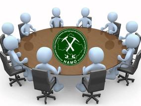 Выездное расширенное заседание Совета Ассоциации участников рынка нерудных материалов Московской обл