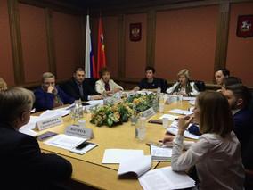 Расширенное заседание комитета по экологии и природопользованию