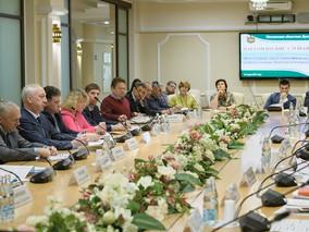 Парламентские слушания в Московской областной Думе