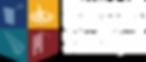 Maynooth University Logo White text RGB