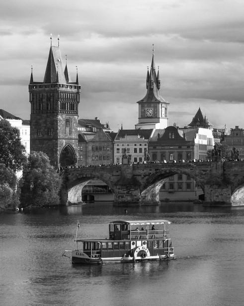 Vltava Prague - Czech Republic