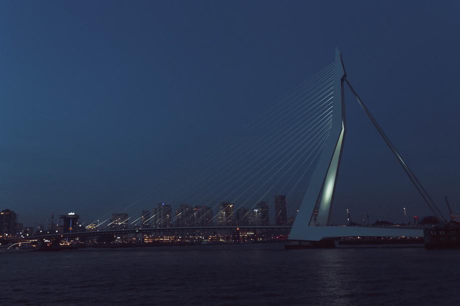 Erasmusrug - Rotterdam (Netherlands)