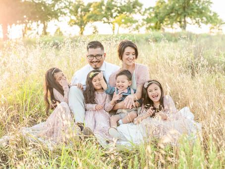 Eddie & Rachel's Family Session