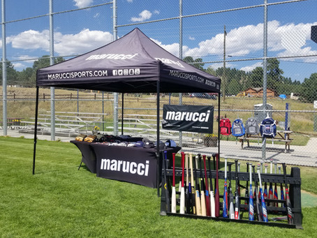 Marucci HS Field Demo at Cougar Field Today