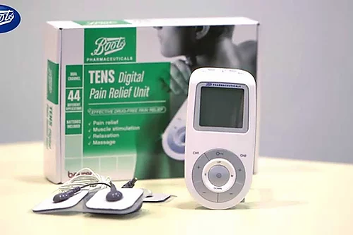 Dual Channel TENS / EMS Pain relief
