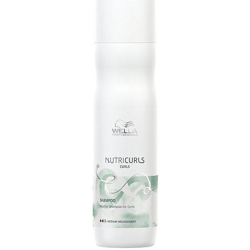 NutriCurls мицеларен шампоан за къдрава коса 250мл