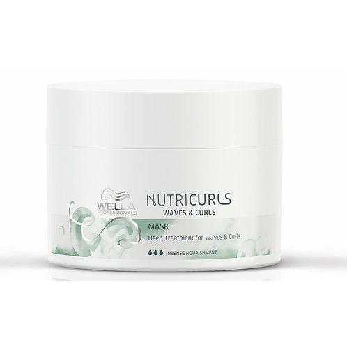 NutriCurls лечебна маска за къдрава и вълнообразна коса 150мл