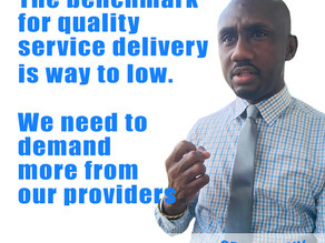 """""""TIME FOR A CHANGE"""" - Customer Service in Trinidad & Tobago"""