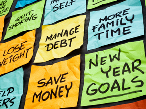RESOLUTIONS, GOALS & COMMITMENT (Updated)