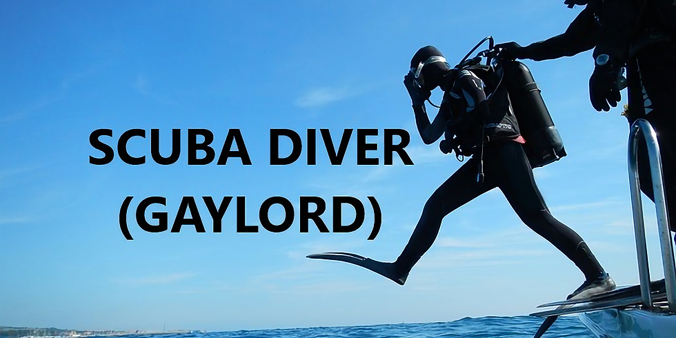 Learn to SCUBA Dive, Course Begins May 2, 2019