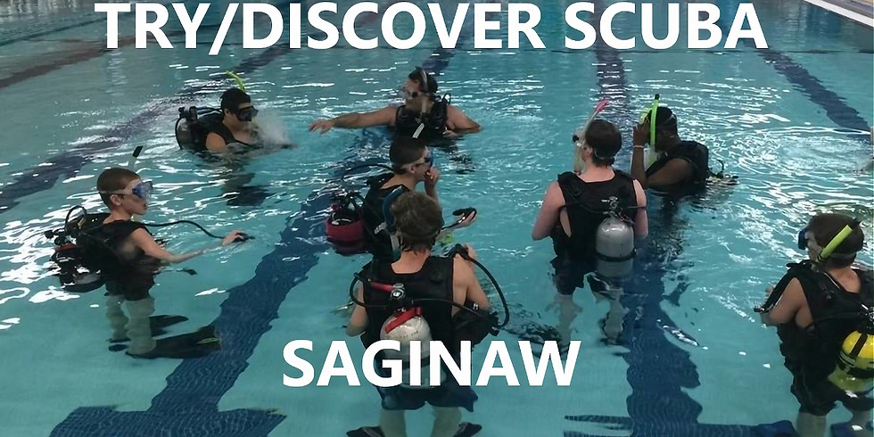 Try/Discover SCUBA, June 19, 2019