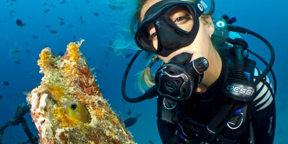 Scuba Diver Course ~ Tuesdays ~ Begins 11/5/19