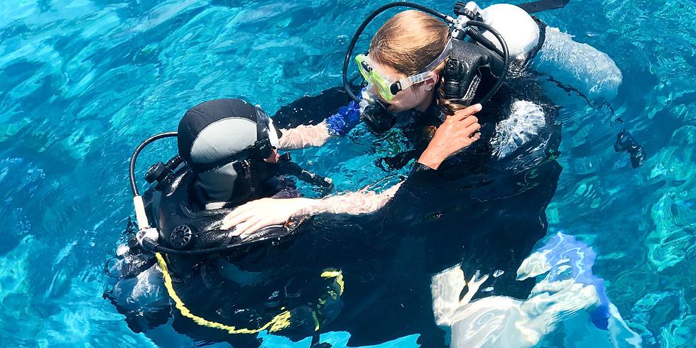 Rescue SCUBA Diver, Course Begins August 21, 2019