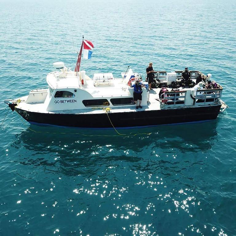 SHIPWRECK DIVING - Port Sanilac, September 12, 2020