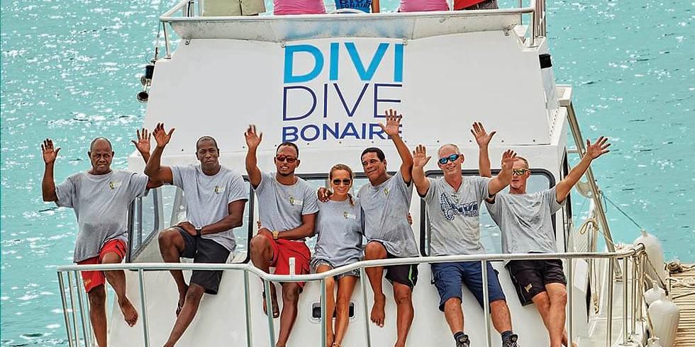 GROUP DIVE TRIP TO BONAIRE ~ Divi Flamingo Beach Resort & Casino,