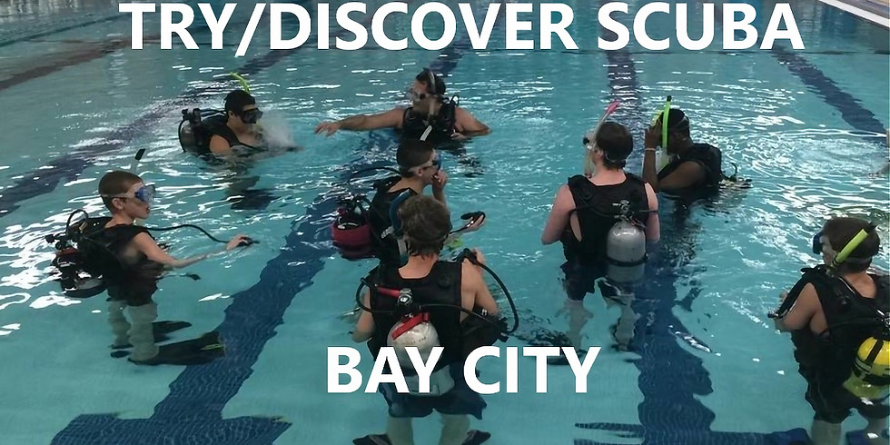 Try/Discover SCUBA, August 6, 2019