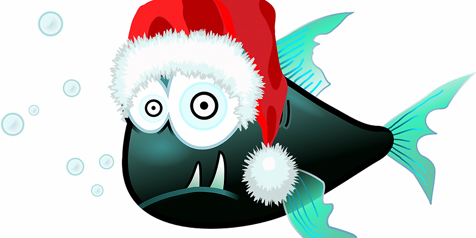 Adults Holiday Pool Party & SCUBA Club Meeting, December 5, 2018