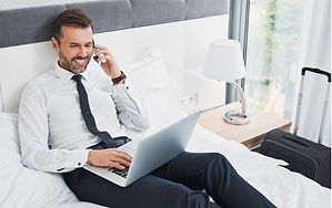 internet empresarial para viajeros