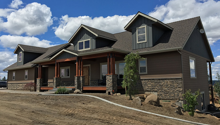 Spokane Home Builder, Custom Home Plans, Model Home Plans.