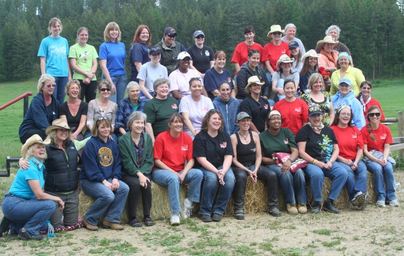 2011 Women Warriors and The Cowgirls Retreat