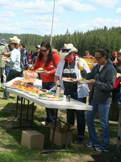 Cowgirl Food Line