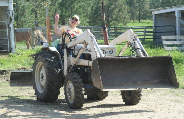 Tractor driving classes