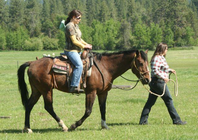 Riding - 3