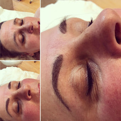 Natural 3D Stroked Brows