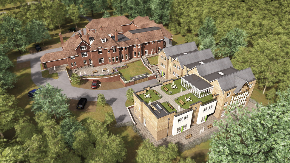 Woodside Hall - Wootton - Site Model.jpg