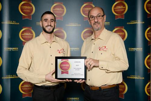 Consumer Choice Award Winner 2021