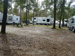 Lot 7 Open for Camping 30 AMP FHU