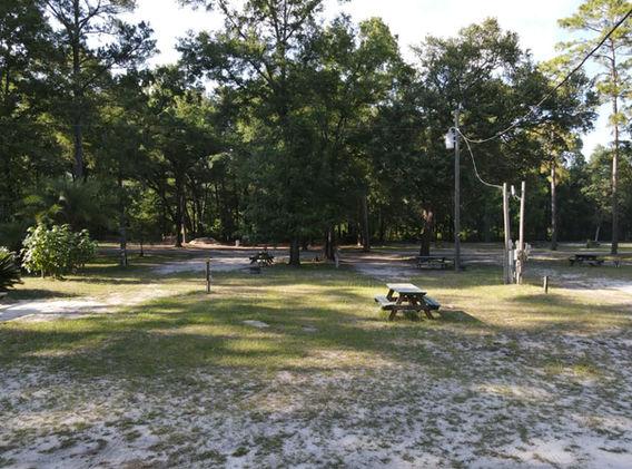 Site 28 - on left after park
