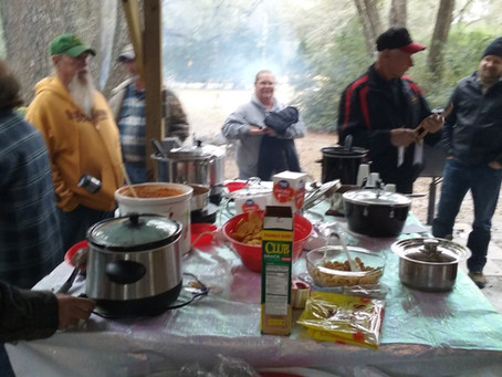 2020 and 2021 Chili Cookoff!
