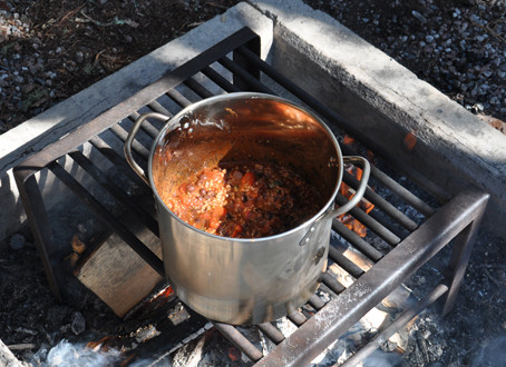 Campfire Chili Recipe