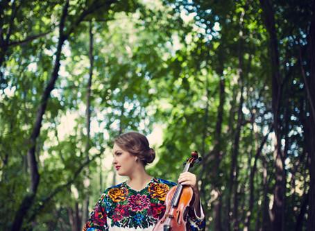 Read La Scena's in-depth interview with violinist Carissa Klopoushak
