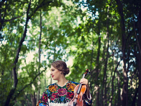 Read La Scena's in-depth interview with violinist Carissa Klopoushak