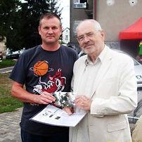 Zbigniew Lew i Sylwester Chęciński