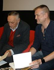 Zbigniew Lew i Andrzej Mularczyk