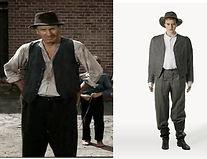 kostiumy z filmu Sami swoi