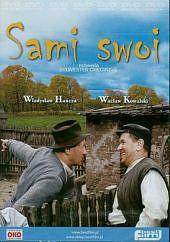plakat z filmu Sami swoi