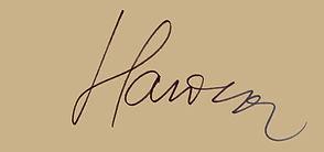 autograf Władysława Hańczy