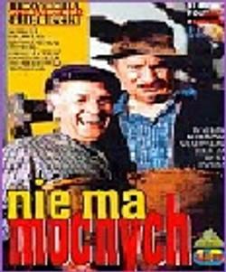 plakat z filmu Nie ma mocnych