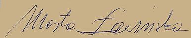 autograf Marty Ławińskiej