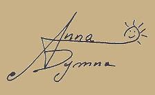 autograf Anna Dymna