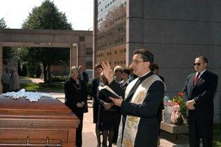 pogrzeb Roberta Lewandowskiego