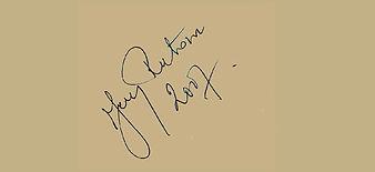 autograf Jerzy Rutowicz