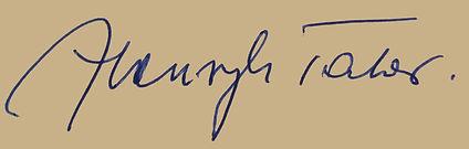 autograf Henryk Talar