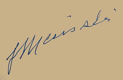 Sylwester Chęciński autograf