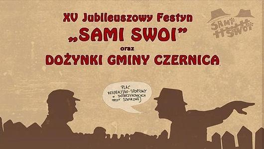 festyn Sami Swoi w Dobrzykowicach