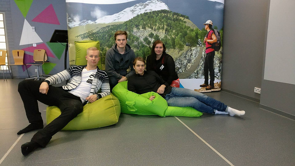 Fairnation team pic.